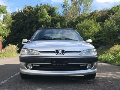 gebraucht Peugeot 306 Cabriolet 2.0 16V