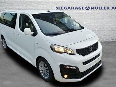 gebraucht Peugeot Traveller Std.2.0 BHDi 150 Act.S/S