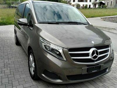 gebraucht Mercedes V250 d lang 4Matic 7G-Tronic