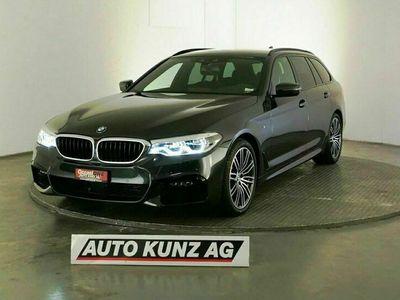 gebraucht BMW 520  d xDrive Touring M Sportpaket Automat