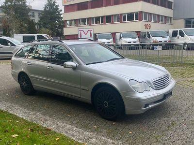 gebraucht Mercedes C270 C-KlasseCDI T