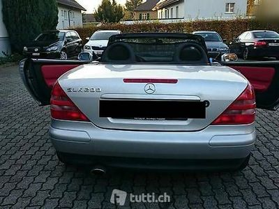 gebraucht Mercedes SLK200 mit nur 100.200 km