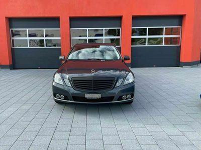 gebraucht Mercedes E200 CGI BlueEfficiency Automatic