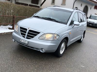 gebraucht Ssangyong Rodius SV 270 Xdi 4WD Automatic