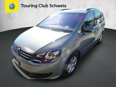gebraucht VW Sharan 2.0 TDI BMT Comfortline 4Motion