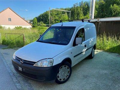 gebraucht Opel Combo Van 1.6i