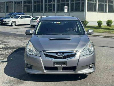 gebraucht Subaru Legacy 2.0D Swiss AWD