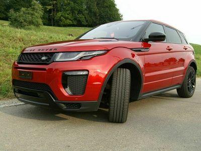 gebraucht Land Rover Range Rover evoque Range Rover Evoque zu verkaufen