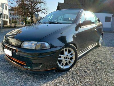 gebraucht Fiat Punto Cabriolet Punto Cabriolet 1.6 90 ELX 1.6 90 ELX