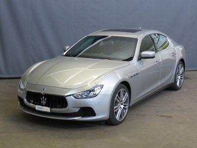 gebraucht Maserati Ghibli S Q4 3.0 V6 Automatica
