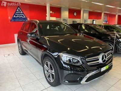 gebraucht Mercedes GLC250 d 4Matic 9G-Tronic