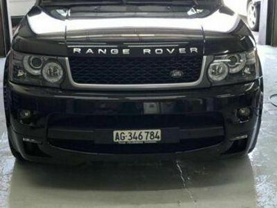 gebraucht Land Rover Range Rover Sport Range Rover S3LTD