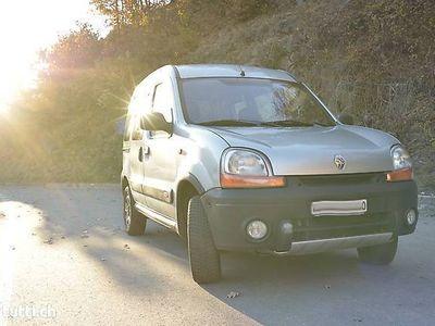 gebraucht Renault Kangoo 4x4