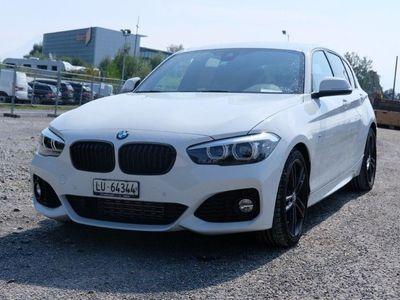 gebraucht BMW 118 1er i M-sport