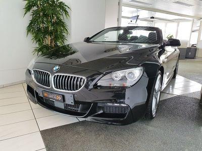 gebraucht BMW 640 Cabriolet d xDrive