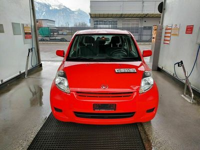 gebraucht Daihatsu Sirion 1.3 eco-4WD