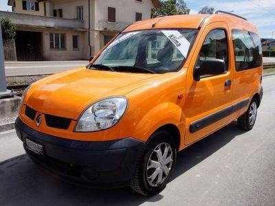 gebraucht Renault Kangoo 1.6 16V Authentique