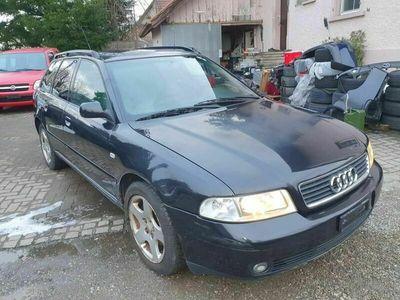gebraucht Audi A4 Kombi 5V, Turbo 1.8 mit 150 PS