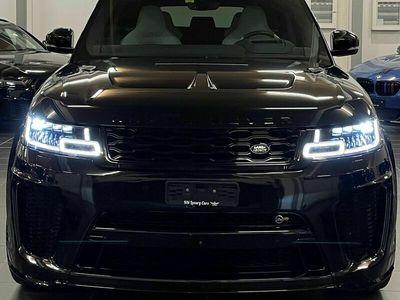 gebraucht Land Rover Range Rover Sport  5.0 V8 S/C SVR ULTIMATE BLACK FACELIFT