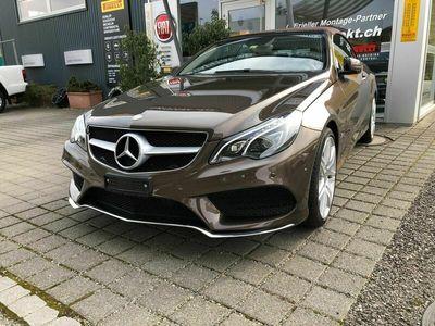 gebraucht Mercedes E250 E-Klasse E 250 7G-Tronic E-Klasse7G-Tronic