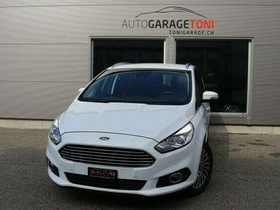 gebraucht Ford S-MAX S-Max Facelift *7 Sitzer* Titanium AutomaticFacelift *7 Sitzer* Titanium Automatic