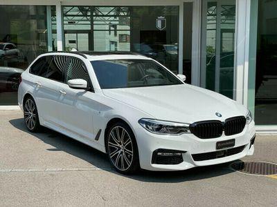 gebraucht BMW 540 xDrive M-Paket Touring Steptronic