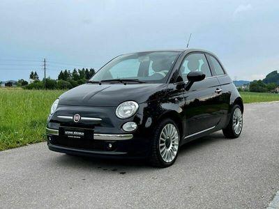 gebraucht Fiat 500 1.4 16V Lounge Dualogic