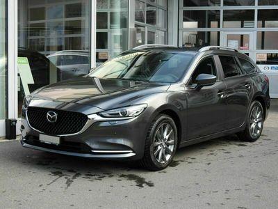gebraucht Mazda 6 G 165 Ambition