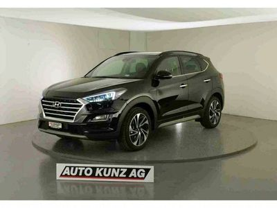 gebraucht Hyundai Tucson 1.6 TGDI Diamond Edition Plus 4W