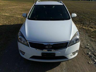 gebraucht Kia cee'd Cee'd Sporty Wagon 1.6 CVVT Trend