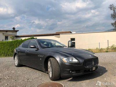 gebraucht Maserati Quattroporte 2011