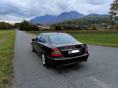 gebraucht Mercedes E280 E-Klasse MercedesAvantgarde