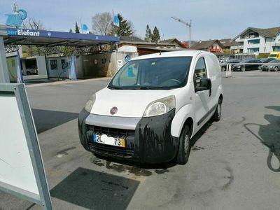 gebraucht Fiat Fiorino Fiorino DieselDiesel