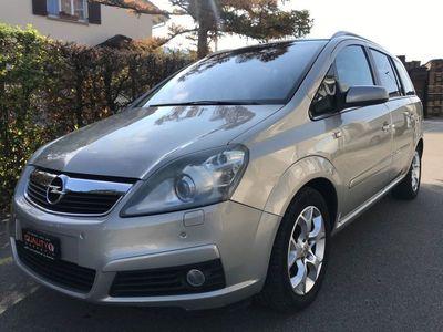 gebraucht Opel Zafira 2.2i 16V Enjoy