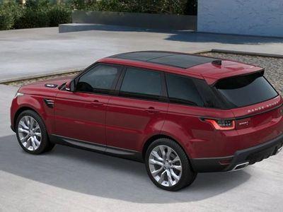 gebraucht Land Rover Range Rover Sport 3.0 I6 SE / PHEV