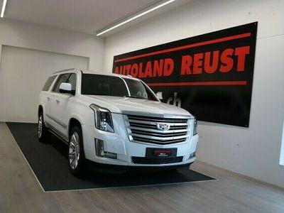 gebraucht Cadillac Escalade 6.2 ESV Premium Automatic