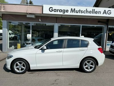 gebraucht BMW 116 Diesel mit 116PS sehr sparsam dank 6-Gang