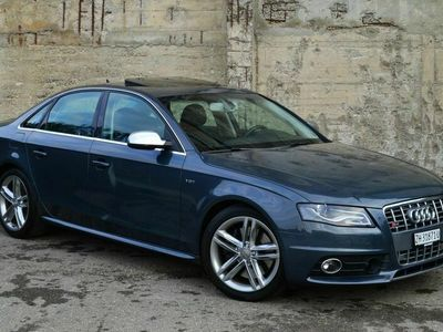 gebraucht Audi S4 3.0 TFSI quattro S-tronic Limousine VOLLAUSSTATTUNG