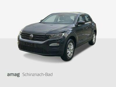 gebraucht VW T-Roc 1.0 TSI Value