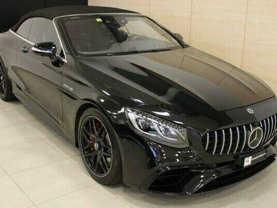 gebraucht Mercedes S63 AMG AMG 4Matic