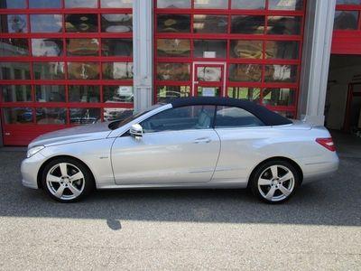 gebraucht Mercedes E250 E-KlasseCGI BlueEfficiency Automatic