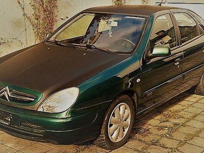 gebraucht Citroën Xsara Xsara Gepflegter1.6 16V Exclusiv mit MFK 02.12.20