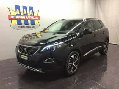 gebraucht Peugeot 3008 1.6 GT-Line EAT 180HP