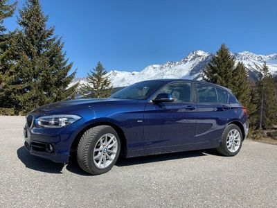 gebraucht BMW 120 d xDrive Sport Line Steptronic