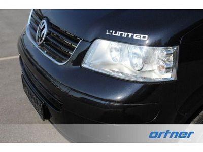 gebraucht VW Multivan T52.5 TDI United Comfortline