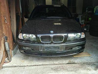 gebraucht BMW 320 3er i touring