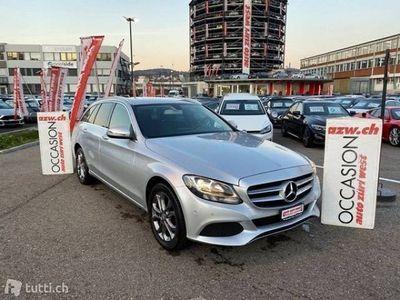 gebraucht Mercedes C220 d Avantgarde 4Matic 7G-Tronic