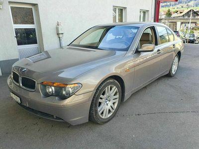 gebraucht BMW 735 7er 735i mit mfk 7er i mit mfk