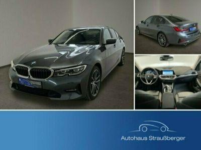 gebraucht BMW 320 d xDrive Lim 360