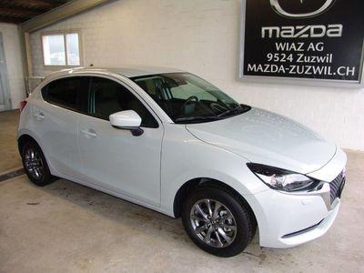 gebraucht Mazda 2 1.5 90 Ambition Plus Navi